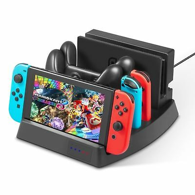 Support de Chargeur charger avec LED pour Nintendo Switch switch