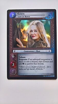 Lord of the Rings TCG - Éowyn Lady of Rohan Foil (0P17)