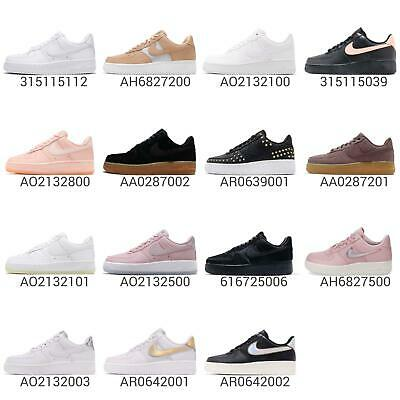 81c2dbe6cc479f Wmns Nike Air Force 1 07 SE   PRM   QS AF1 Women Shoes Classic Sneakers