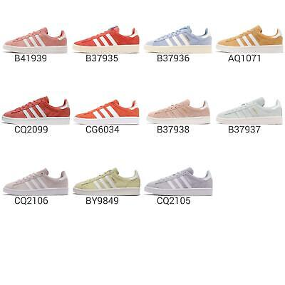 adidas Originals Campus W Womens Casual Shoes Classic Girls Sneakers Pick 1