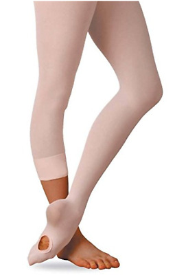 Convertible Adult Ballet Tights Dance Stockings (Adult Large) - Stock in Sydney