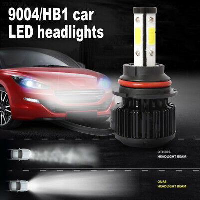 A78D LED Fog Light 9004/HB1 50W Super Bright Safety LED Headlight 6500K 8000LM