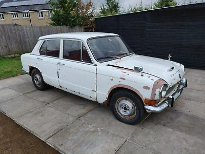 Triumph 1300 FWD for restoration project, spares or repair