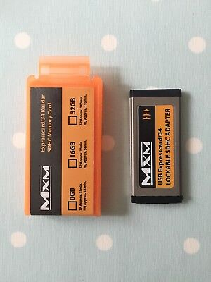 Sony SxS SD card Adapter