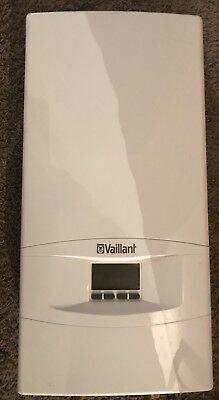 VAILLANT Durchlauferhitzer VED 18-21 Exklusiv LCD