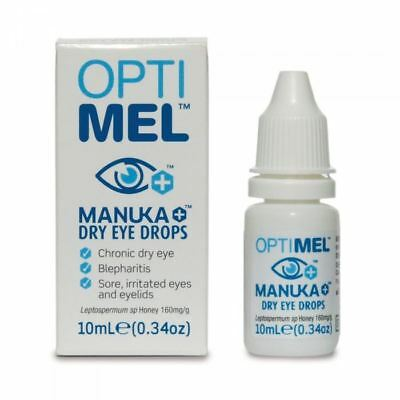 Optimel Manuka Honey Eye Drops 10ml