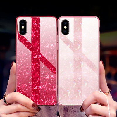 For Apple iPhone XS Max XR X Clear Tempered Glass Back Protector Case Cover Skin