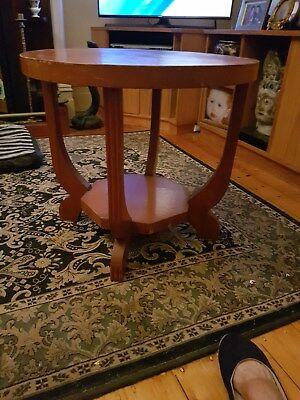 Art Deco Side Table C1930