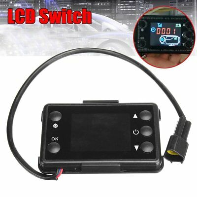 LCD Car Switch 12 5KW Parking Heater Controller for Car Track Air Diesel Hea