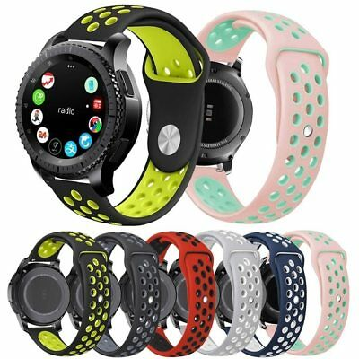 For Samsung Galaxy Watch 42mm Strap Replacement Silicone Sports Band