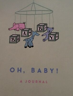 Oh Baby A Journal Book
