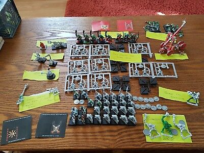 Warhammer Orcs and Goblins Army OOP