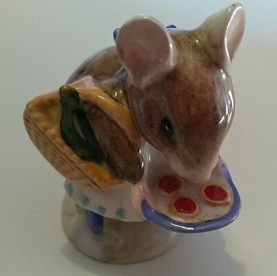 Beatrix Potter 'Appley Dapply' Figurine - Beswick England [BP3a]