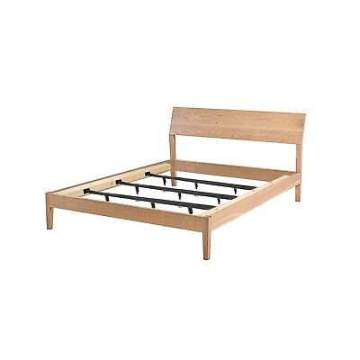 Universal Bed Cross Rail Support Kit Adjustable Width Height With Feet - 3 rails