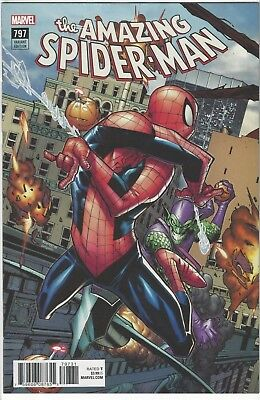 Amazing Spider-Man #797 Connecting Cover Variant Red Goblin Sold Out! HOT!