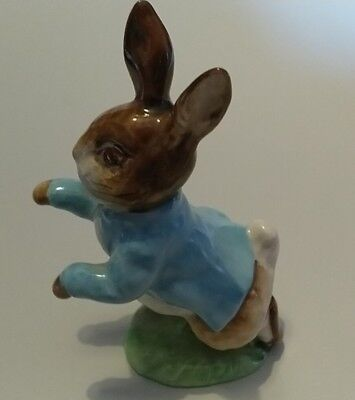 Beatrix Potter 'Peter Rabbit' Beswick England Figurine [BP3b]