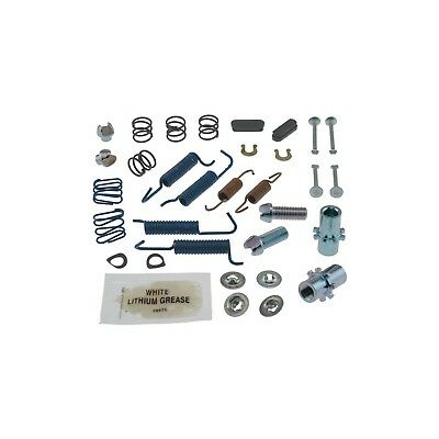 Parking Brake Hardware Kit Rear CARLSON fits 97-04 Mitsubishi Montero Sport