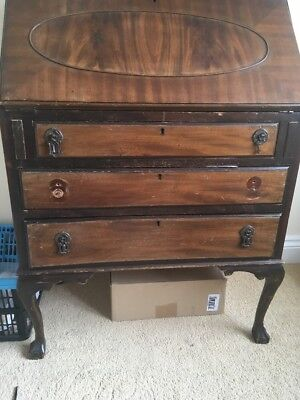antique bureau desk