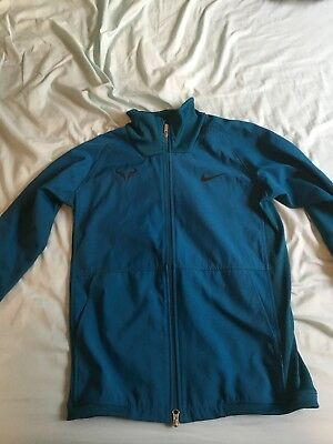 Nike Nadal French Open Jacket Size Small