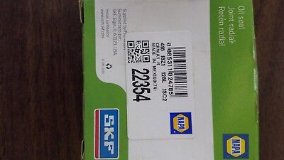 SKF 22354 Seal - Quantity of 4
