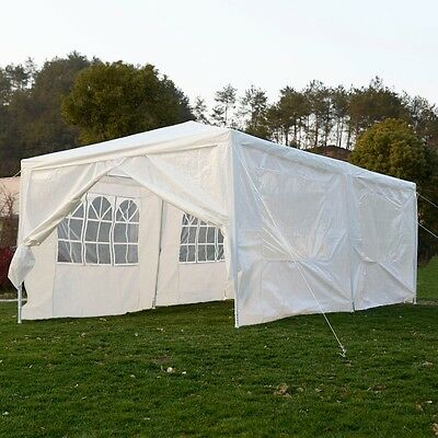 10'x20' Wedding Party Patio Tent Canopy Marquees Gazebo Pavilion Event Outdoor