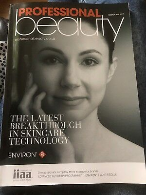 Professional Beauty Magazine March2018