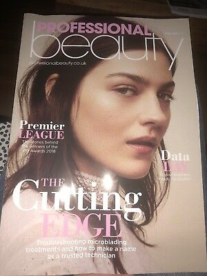 Professional Beauty Magazine April2018