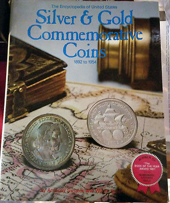 Silver & Gold Commemorative Coins-1892 To 1954