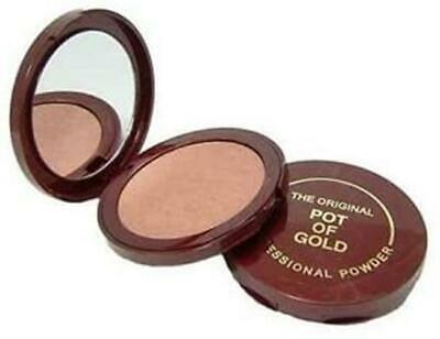The Original Pot Of Gold Professional Compact With Mirror 10G.free P&P