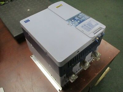 WEG SSW07 Soft Start EXSSW070171T5SZ 220-575V 171A 3Ph 50-60Hz Used