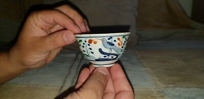 18th C rare antique chinese porcelain cup