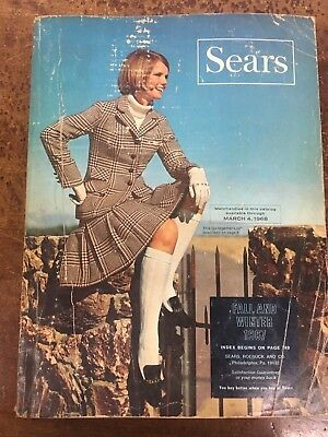 1967 Sears Roebuck & Co. Catalog Fall & Winter