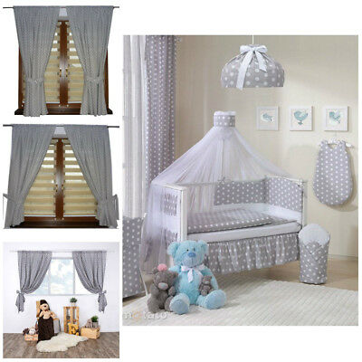 """LUXURY DECORATIVE CURTAINS FOR BABY ROOM  NURSERY  size 150/150(60""""-60"""")"""