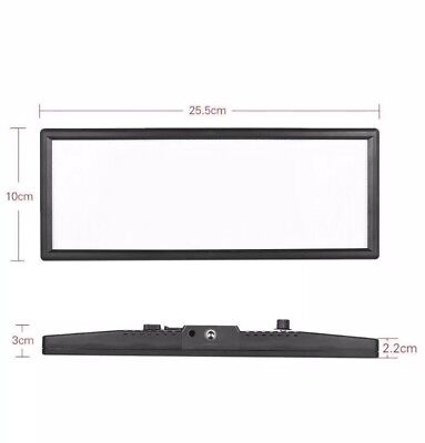 "VILTROX L132T 0.78""/2cm Ultra Thin CRI95 5600K/3300K LED Video Light Dimmable Fl"