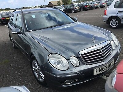 57 Mercedes-Benz E280 3.0 Cdi Avant Garde  Estate, Leather, 7 Seats, Dents