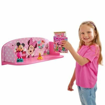 MINNIE MOUSE Etagere Murale