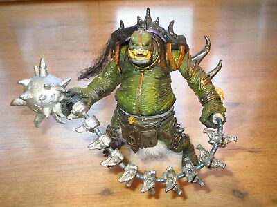 The Ogre Green Spawn Dark Ages McFarlane Toys Series 11 Action Figur Lose! 18 cm