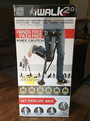 iWalk 2.0 Hands Free Knee Crutch