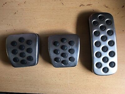 Vauxhall VXR Foot Pedal Covers Astra/Zafira