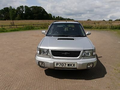 1st Generation Subaru Forester T/tb - NOT to be mistaken for UK spec S-Turbo