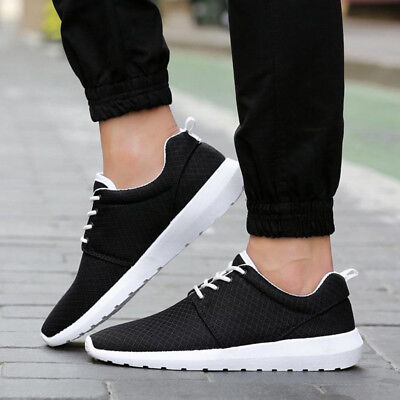 2017 new men's outdoor sports shoes running shoes breathable casual shoes