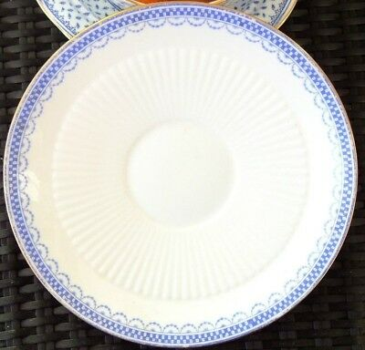 Very Attractive Late Victorian Porcelain Dish c 1891-1902 By Minton