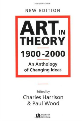 -Art In Theory 1900-2000 BOOK NEW