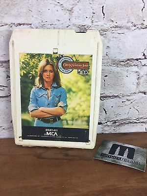 8 TRACK Vintage Olivia Newton John If You Don't Love Me Let Me Know 1974 70s