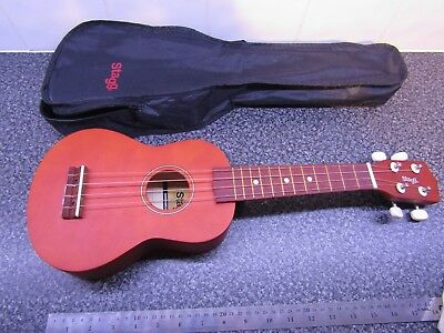 Stagg Soprano Ukulele with Storage Bag,Great Condition.