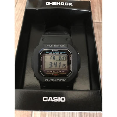 Casio G-Shock Tough Solar Sport Watch G5600E Waches in box Brand New for sale