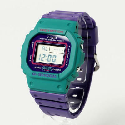CASIO G-SHOCK THROW BACK 1983 DW-5600TB-6JF Men's Watch Brand New for sale