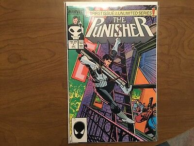 The Punsher Comics #1-14 18,20,23,24,25 In Excellent-Nrmt Cond 1986 Marvel