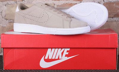 check out 3a88c a175d New Nike Tennis Classic CS Suede Khaki   White Leather Shoes 829351 201  Size 8.5
