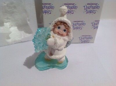 """DREAMSICLES NORTHERN LIGHTS """"Little Snowflake"""" #60003 NEW IN BOX"""